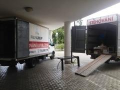 Profigroup stěhování