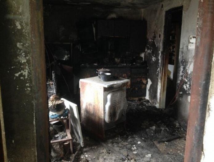 Vyklízení po vyhoření bytu