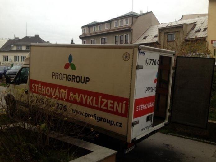 Vyklízení bytů a domů Praha