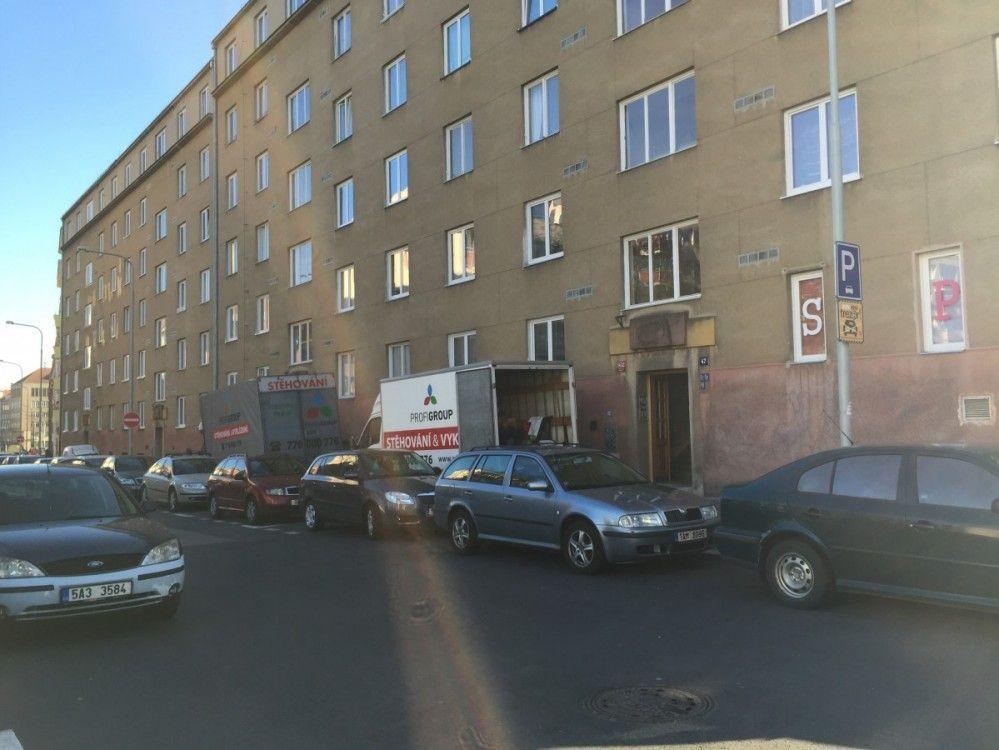 Vyklízení bytu 2+kk v Praze Dejvicích