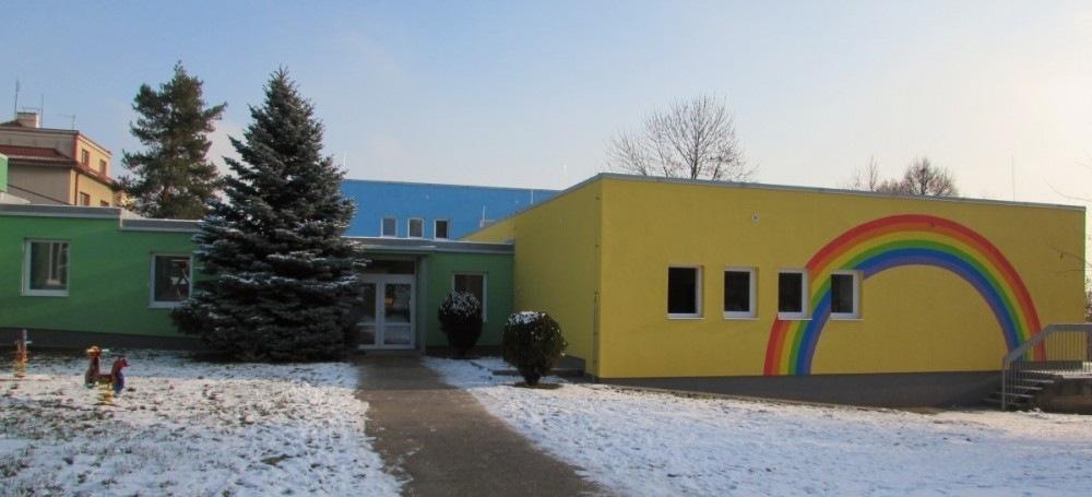 Mateřská škola Beroun, stěhování od Profigrop