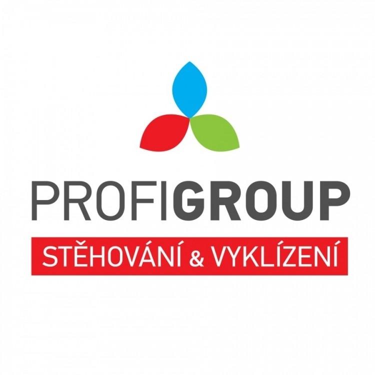 Stěhování Praha Profigroup logo