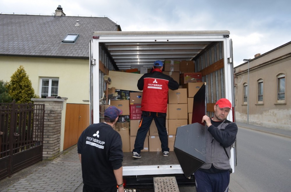 Stěhování nábytku
