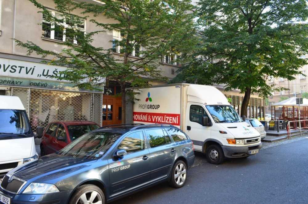 Stěhování bytu 2+1 po Praze