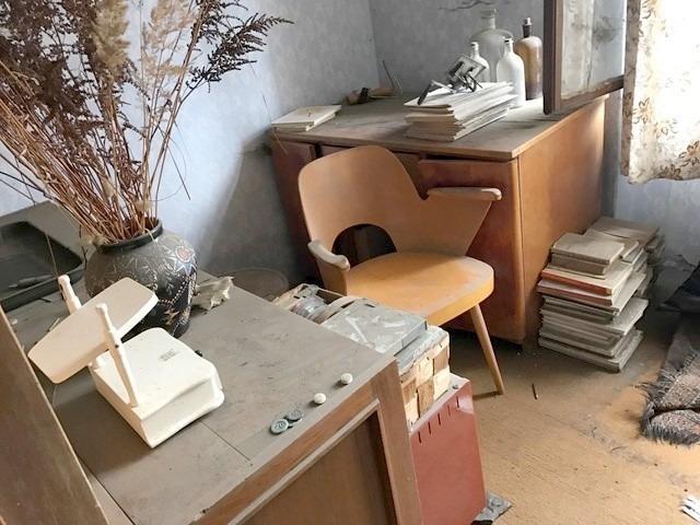 vyklizení obýváku
