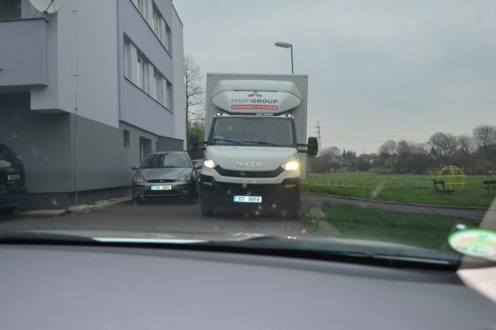 bezpečná přeprava