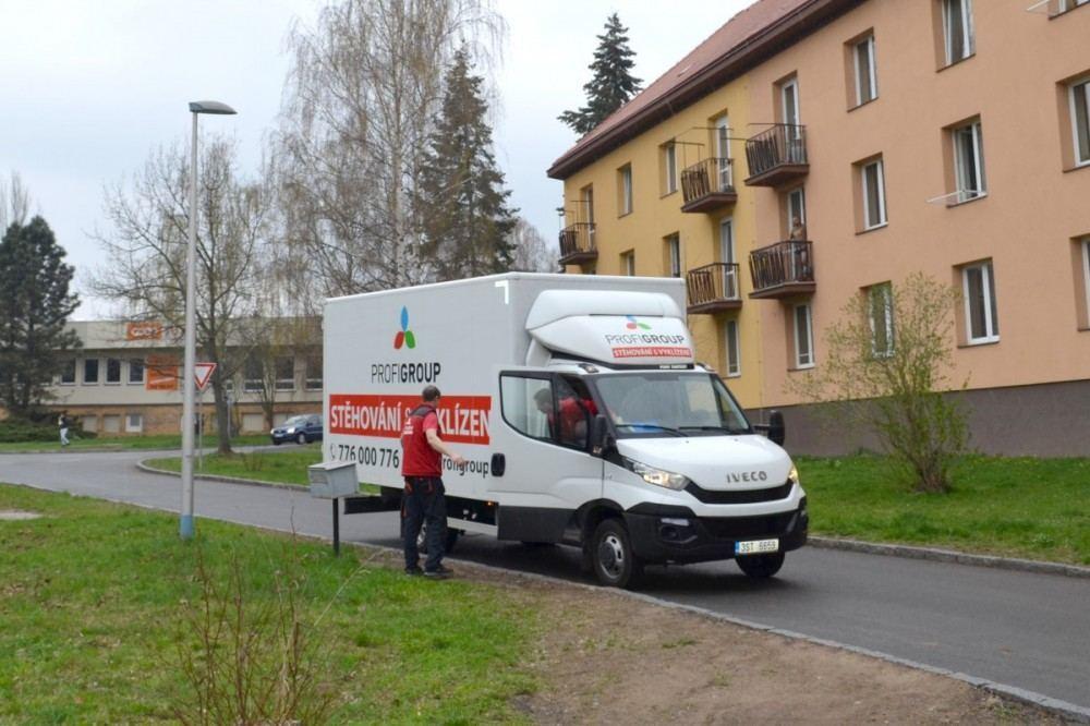 kompletní služby stěhování
