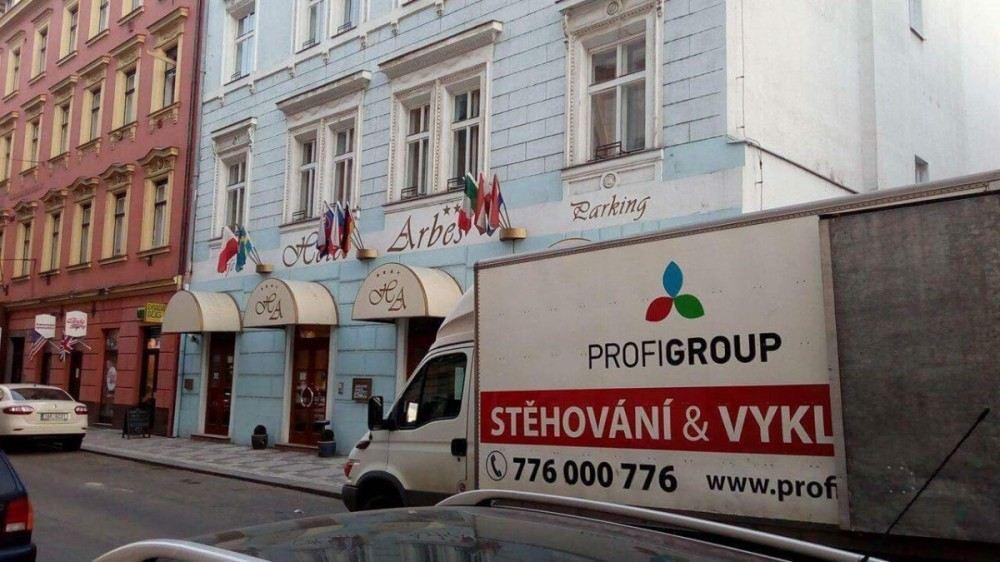 Stěhování bytu Praha