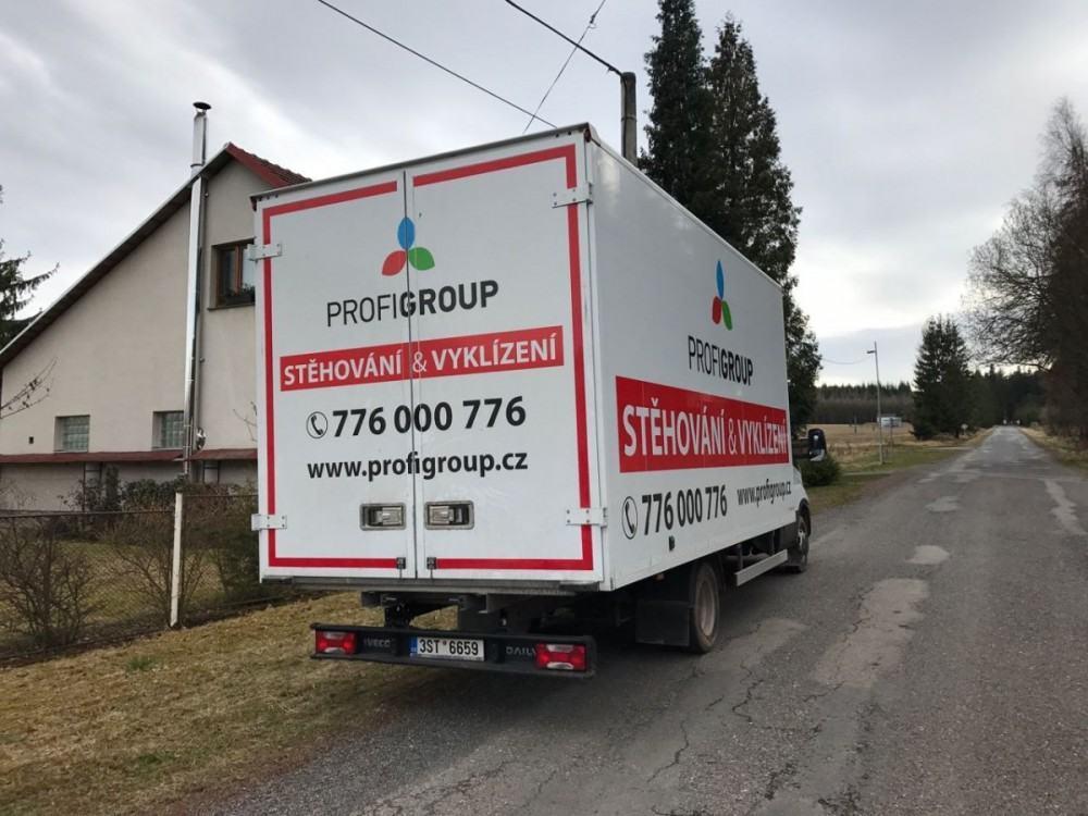 Doprava a stěhování levně