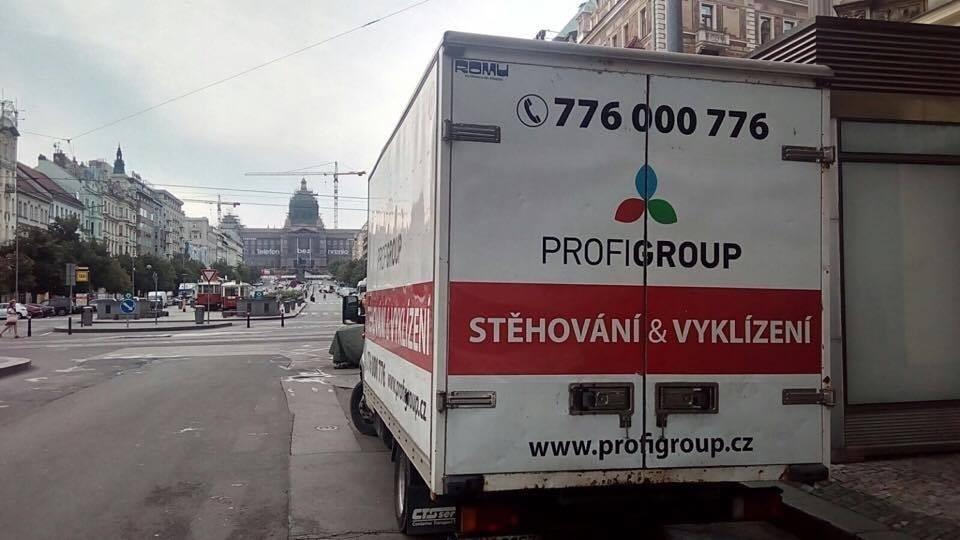 doprava z Prahy