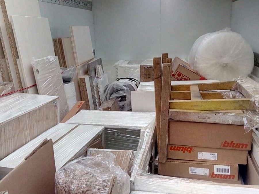 Zabalení nábytku