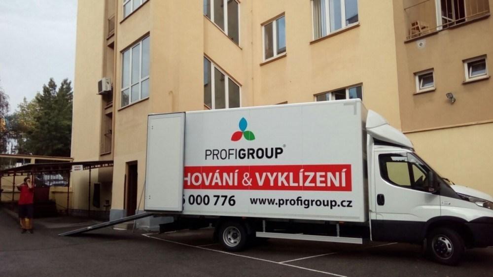 Levné stěhování bytů