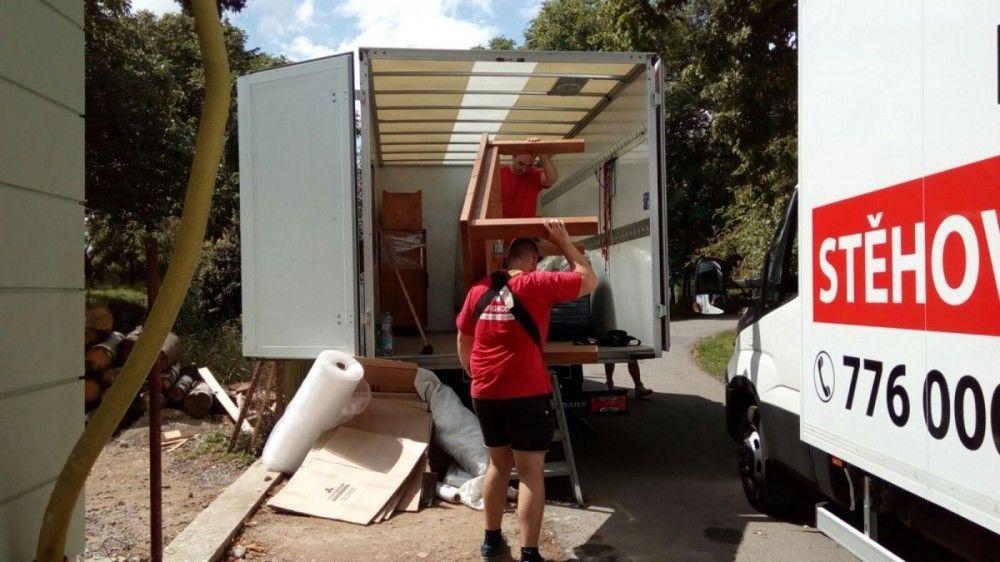 Stěhování po Berouně