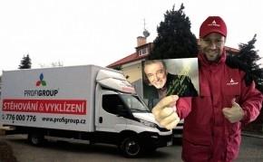 VIP stěhování Praha