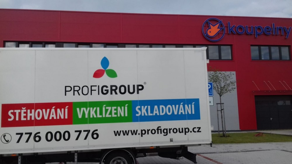 vyklízení, stěhování Praha