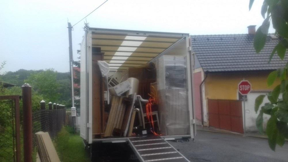 Stěhování trezoru