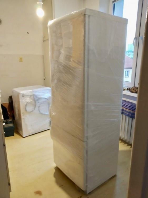 odvoz lednice a drobností