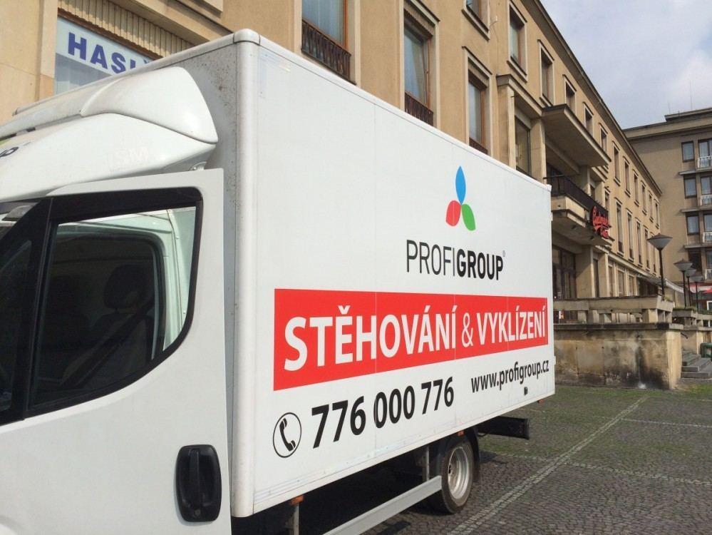 Skladování Praha