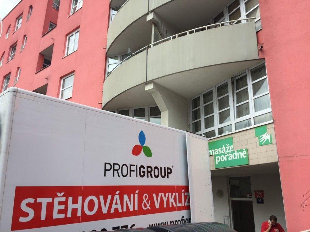 stěhování do Prahy
