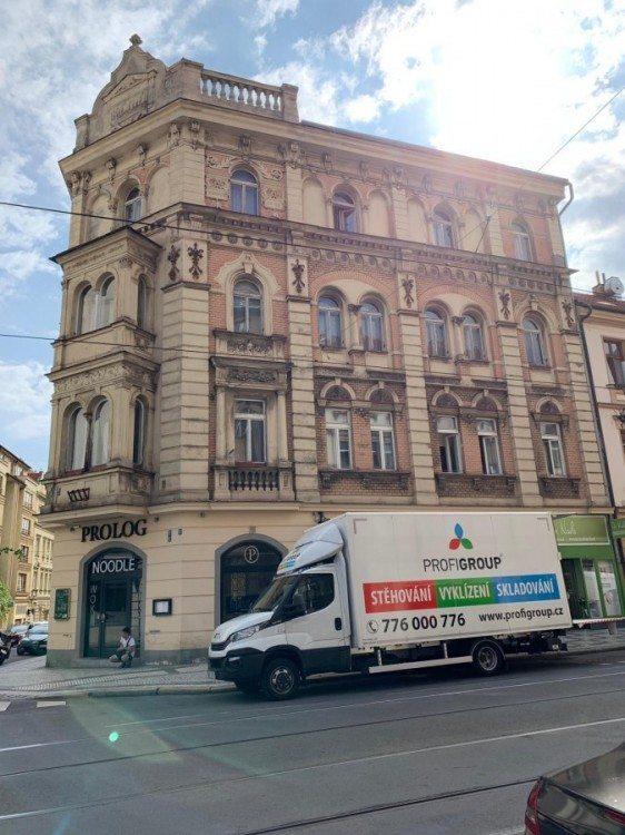stěhování kanceláře Praha