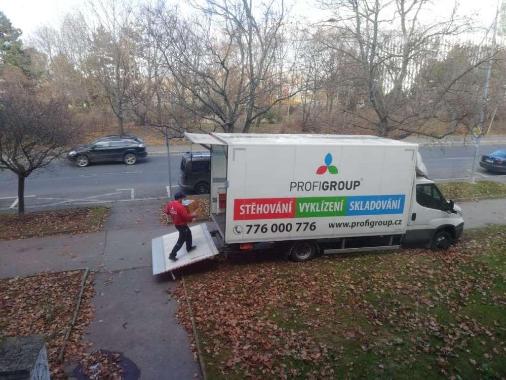 Proč objednat stěhování s Profigroup