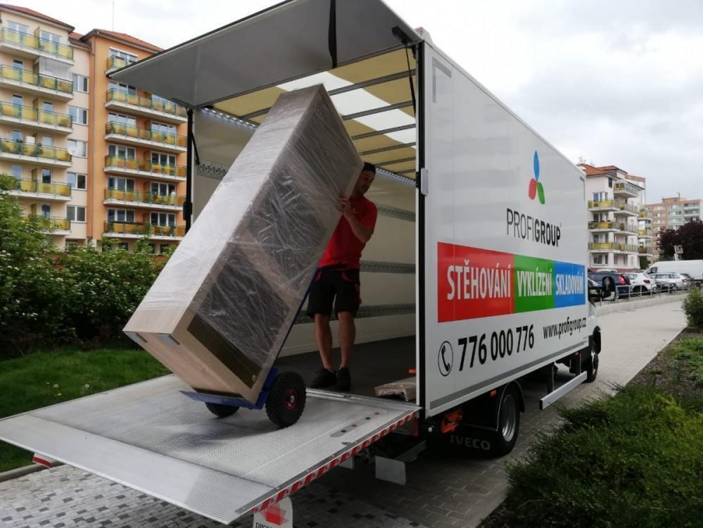 Proč spojit stěhování s vyklízením