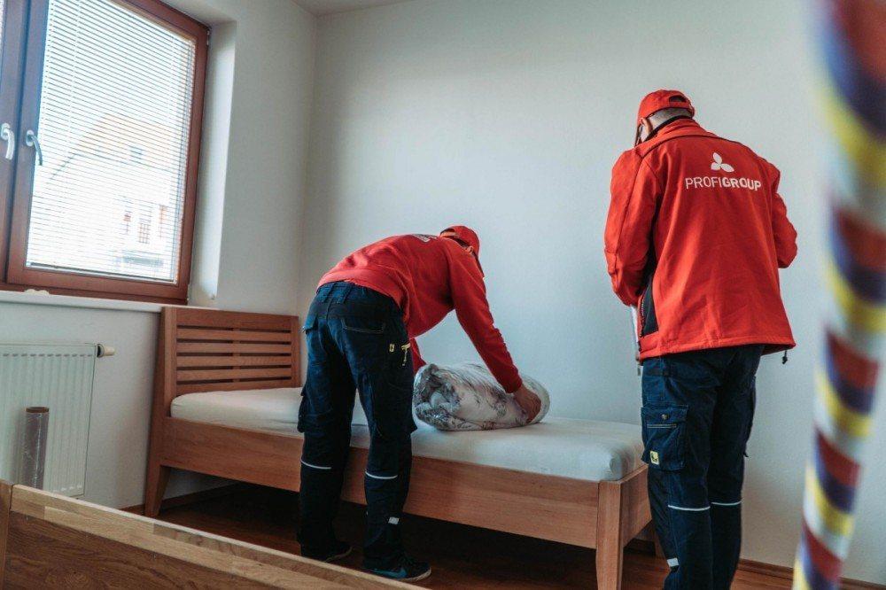 Stěhování izby