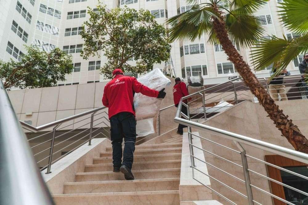 Stěhování Hotelů