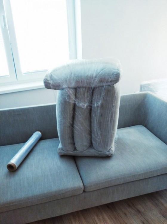obalování nábytku