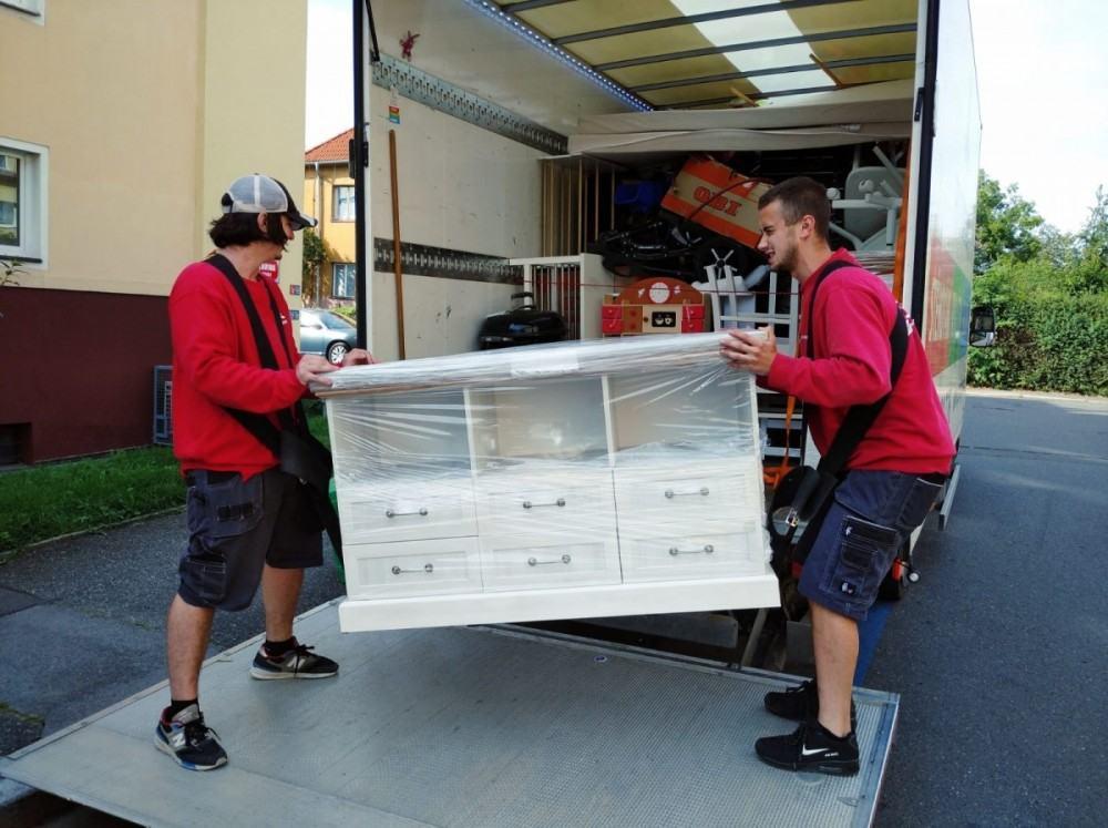 Stěhování krok po kroku: stěhování bytu