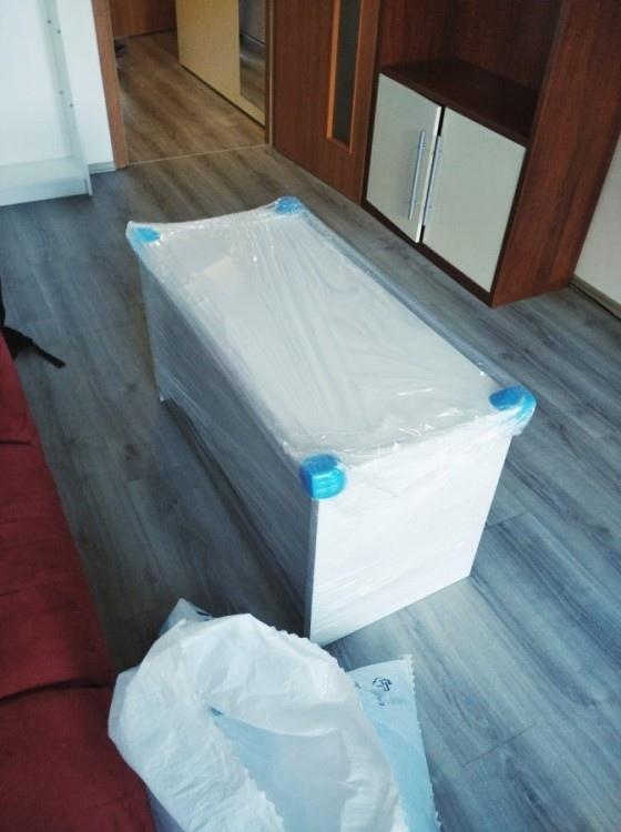 obalování nábytku při stěhování