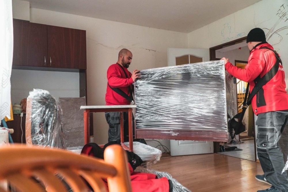 Jak zabránit poškození nábytku při stěhování