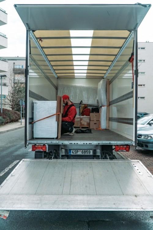 stěhování a skladování Praha