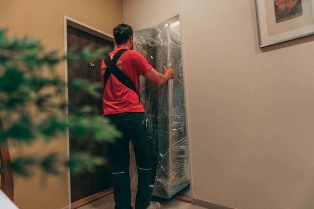 stěhování bytu Řevnice