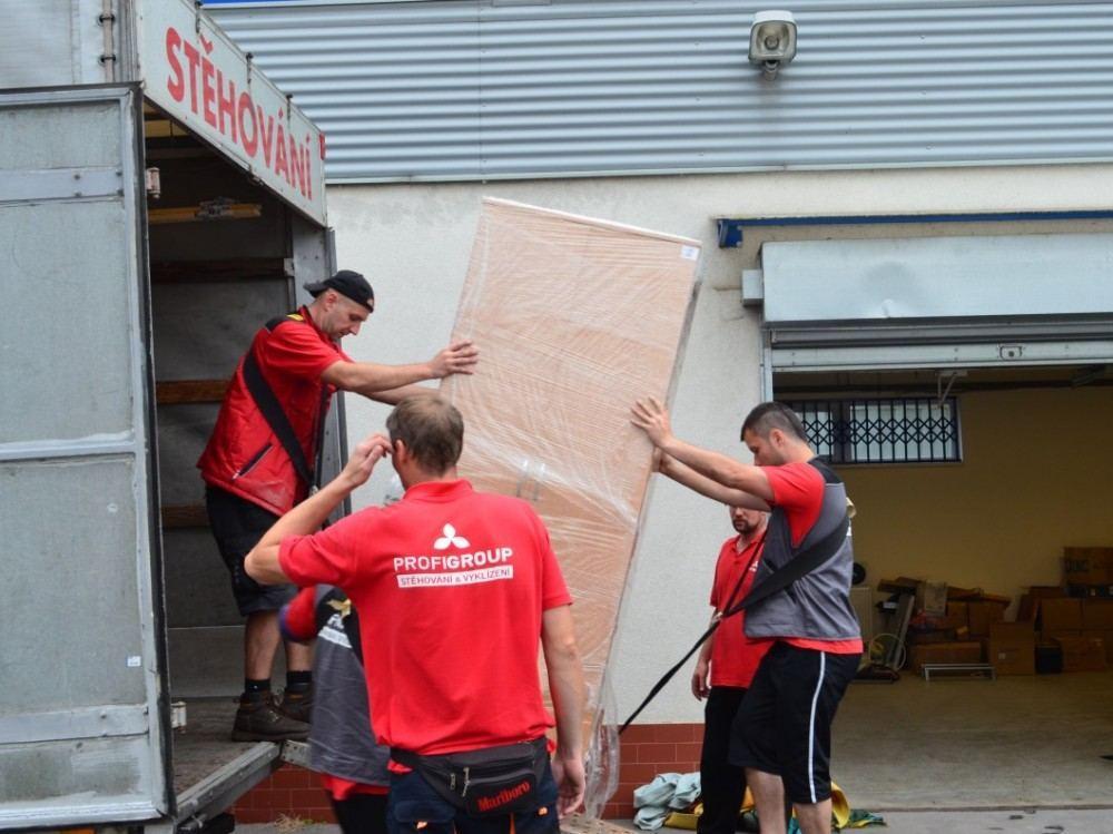 Stěhování nábytku Praha