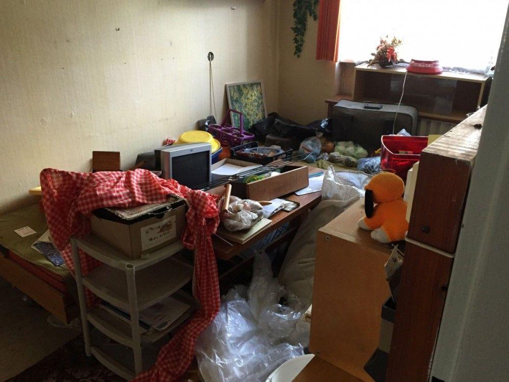 Vyklízení nábytku - před realizací